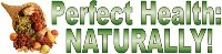 Perfect Health Naturally Banner